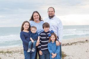 Buckels Family Photo